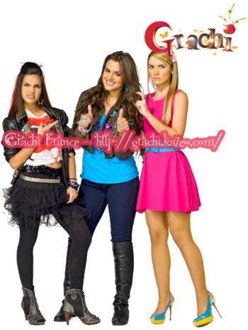 Grachi, Mia et Matilda