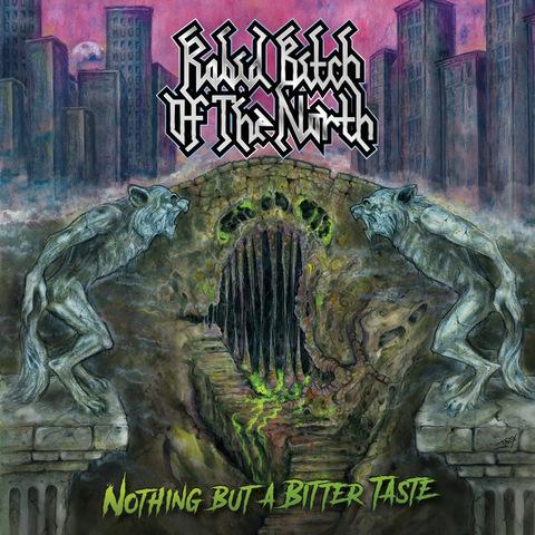 RABID BITCH OF THE NORTH - Les détails du premier album