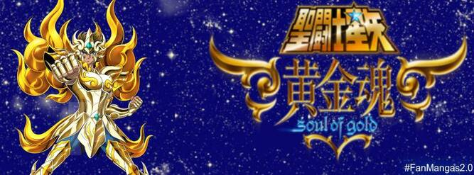 Saint Seiya : Soul of Gold VOSTFR