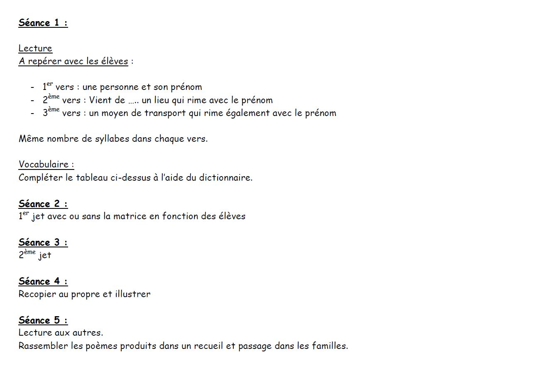 Un Poème à La Manière De Jacques Charpentreau Chez Val 10