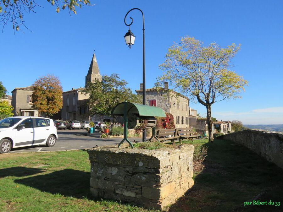 Puycelsi dans le Tarn
