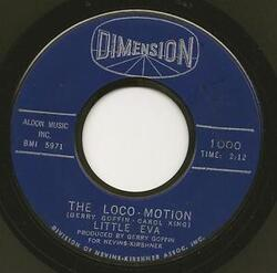 Little Eva : The Loco-Motion (1962)