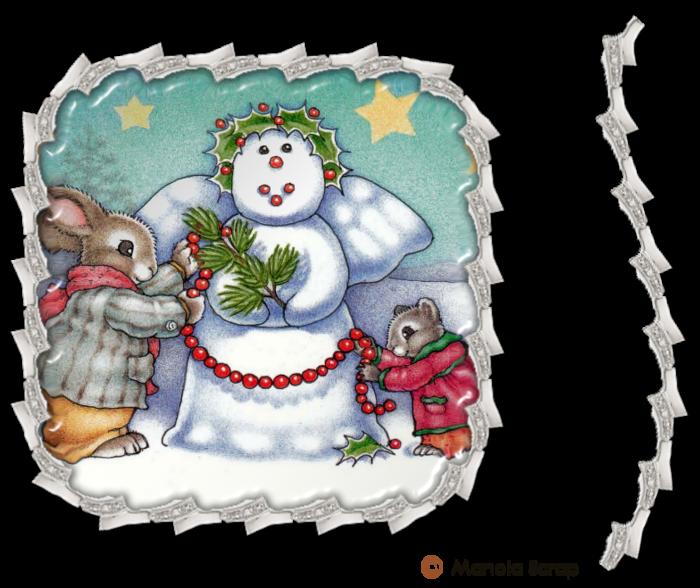 Médaillons de Noël 6