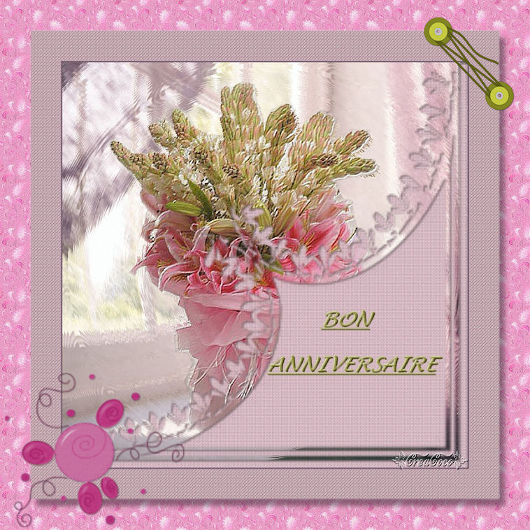 ♥ JOYEUX ANNIVERSAIRE MA DOUCE ♥
