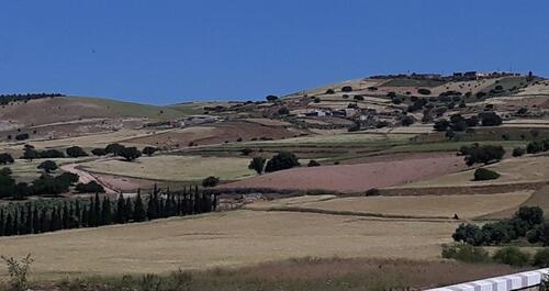Des paysages haut en couleur