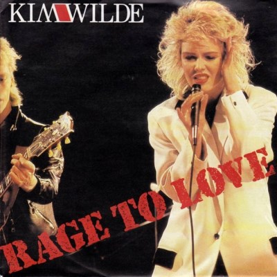 Kim Wilde - Rage To Love - 1984