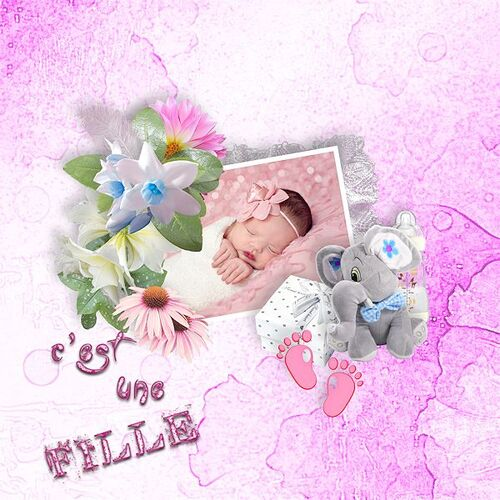 CT de Floralys Scrap Design