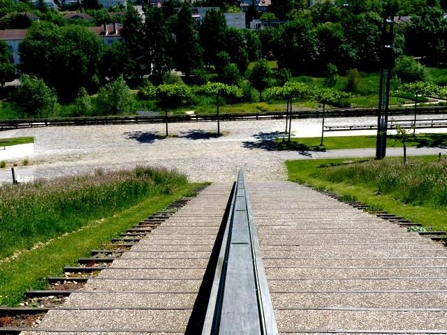 Metz le parc de La seille 40 Marc de Metz 19 10 2012
