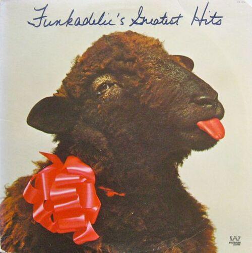 """Funkadelic : Album """" Funkadelic's Greatest Hits """" Westbound Records WB 1004 [ US ]"""
