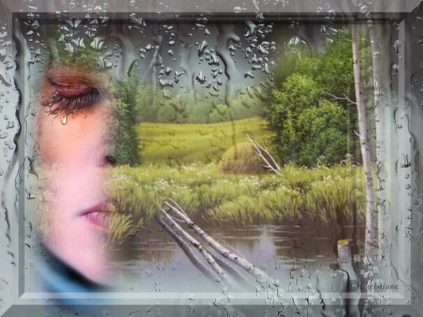 En écoutant la pluie