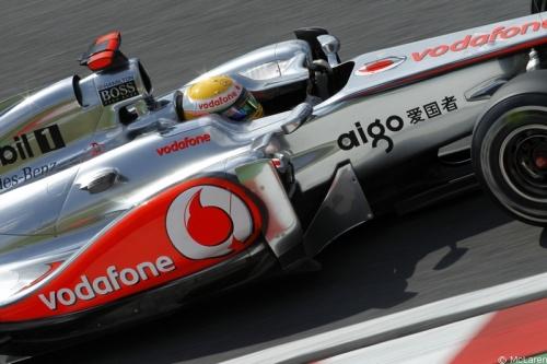 GP Japon - Bilan de la course : McLaren Mercedes