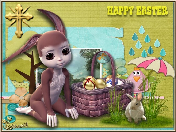 Joyeuses Pâques les amis !