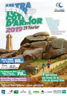 Ultra Tour des Côtes d'Armor - Lannion - Dimanche 24 février 2019