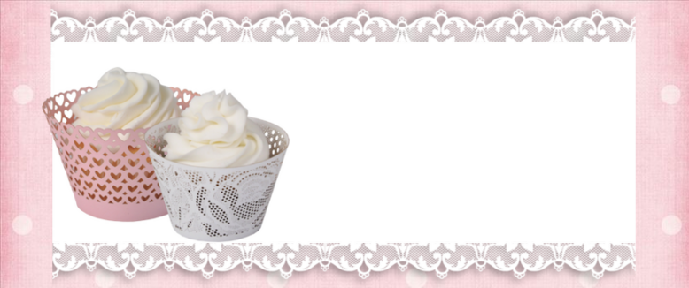 cups cakes   fonds et entetes de blog