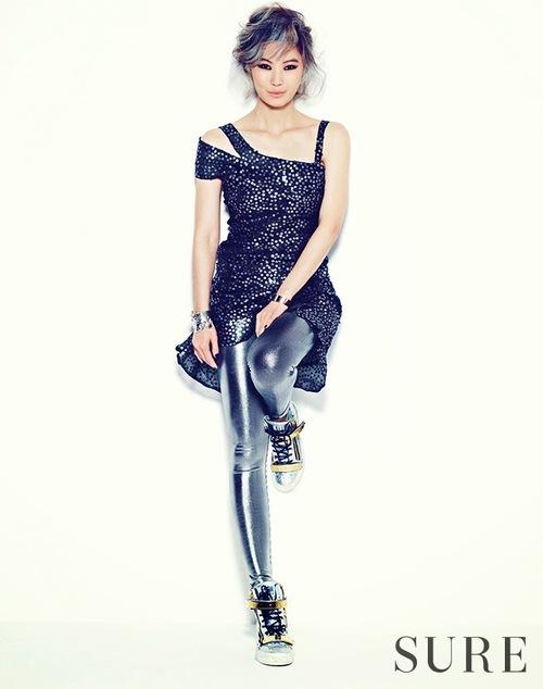 Yoon So Yi pour Sure