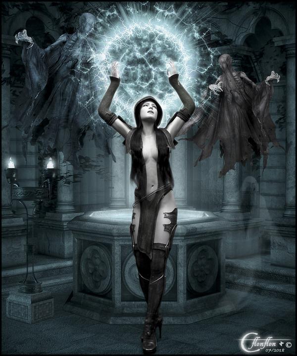 Prêtresse Ghost