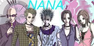 """Résultat de recherche d'images pour """"nana manga"""""""