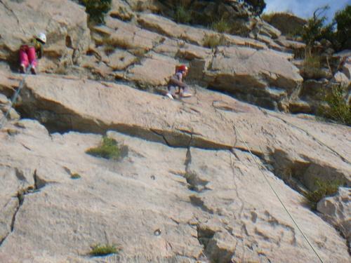 Encara a l'escalada!