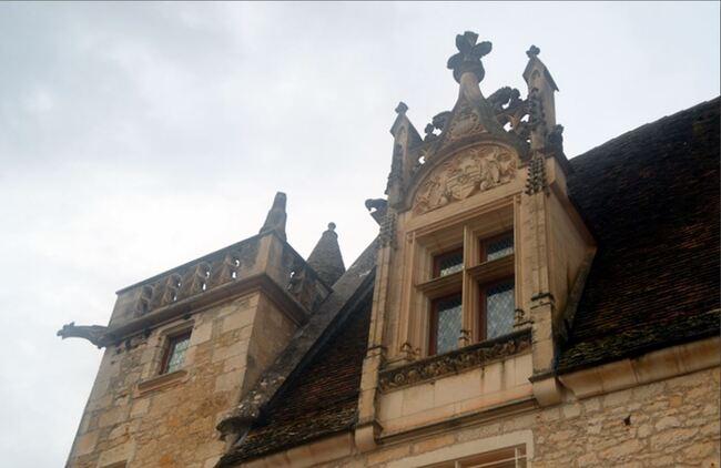 Vacances  périgourdines : visite du Château des Milandes