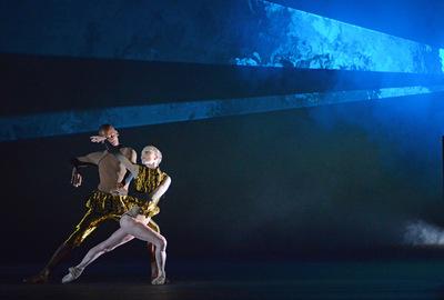 dance ballet woolf works royal ballet