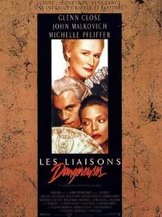LES LIAISONS DANGEREUSES BOX OFFICE FRANCE 1989