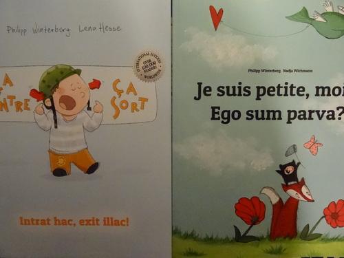 Des histoires en latin pour les petits...et les grands!