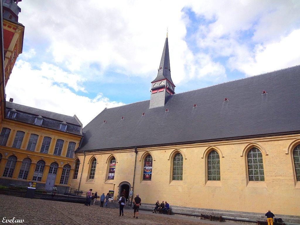 L'HOSPICE COMTESSE à LILLE  - Histoire et Architecture