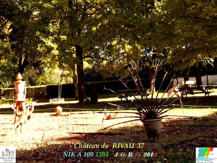 CHATEAU & JARDINS DE RIVAU   3/3 - 3/10      D      08/01/2020
