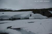 Aurlandfjellet-blocs de neige
