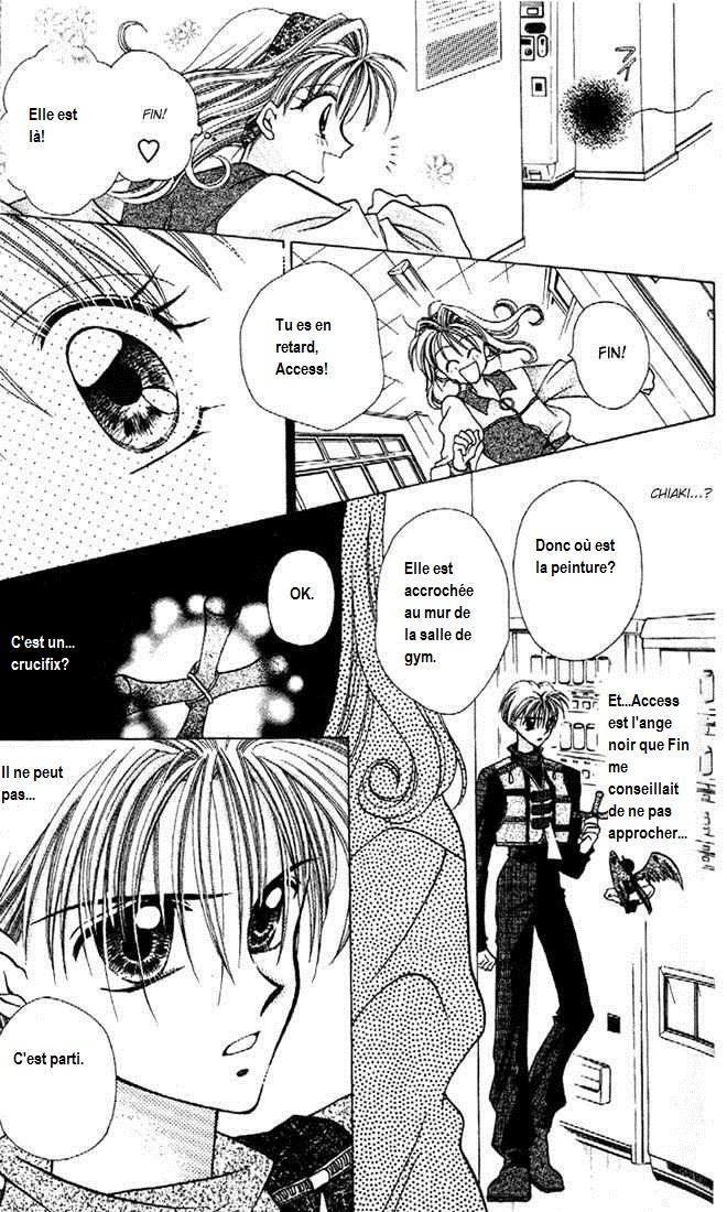 Scans vf du volume 2 de Kamikaze Kaitou Jeanne