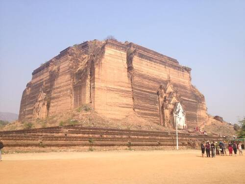 Birmanie suite et fin !