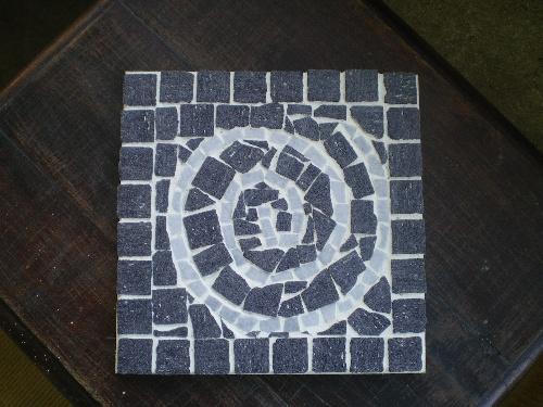 Sous- plat spirale