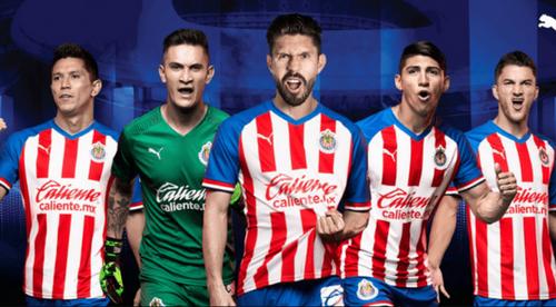 Maillot de foot Chivas pas cher 2019-2020