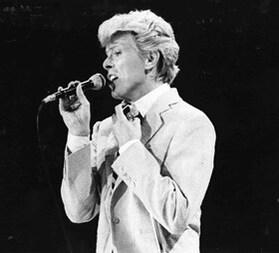 Revivez le concert mythique de Bowie à Forest National en 1983: «C'est un Martien descendu sur le monde»