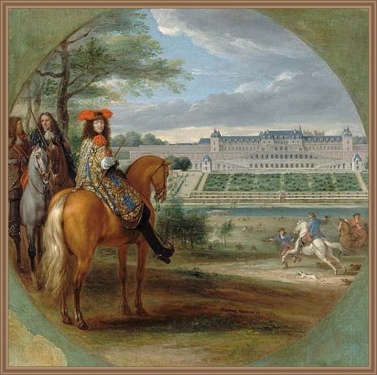 Le château de Saint-Germain-en-Laye et Louis XIV