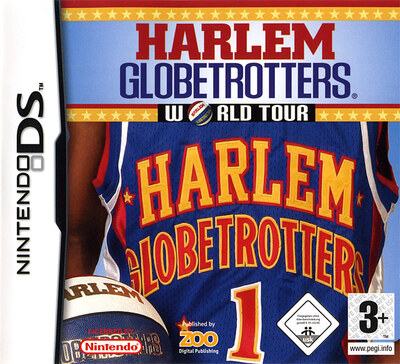 Harlem Globetrotters - World Tour (EU)(M5)