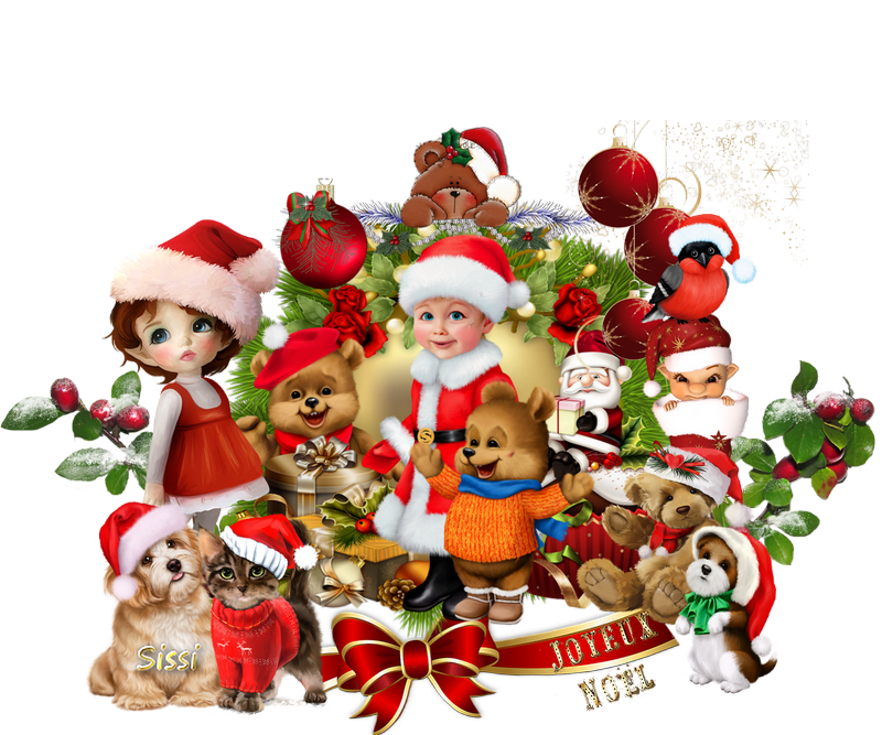 * Joyeux Noel *
