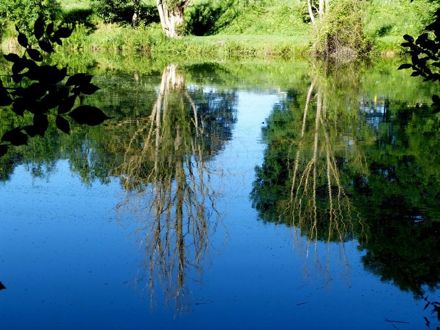 Amiens, ses Hortillons, son parc, la routine quoi ...