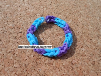 Loom - Bracelet Fishtail (3)