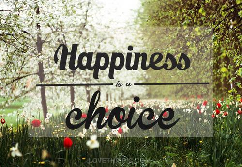 Le bonheur... ♥