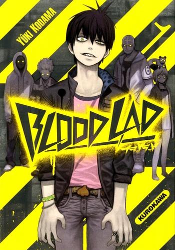 Blood lad - Tome 01 - Yûki Kodama
