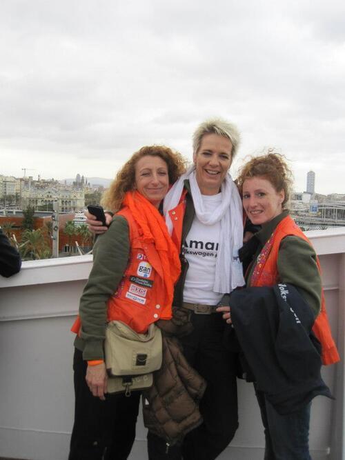 Rallye Aïcha des Gazelles 15 au 30 Mars 2013