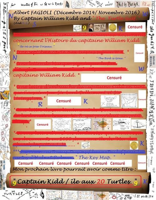 Plus La septième carte aux trésors est la carte clef pour les cartes d'Hubert Palmer. « The Key Map. »
