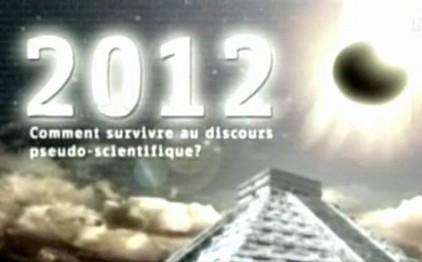 2012, Conférence d'un Scientifique Astronome