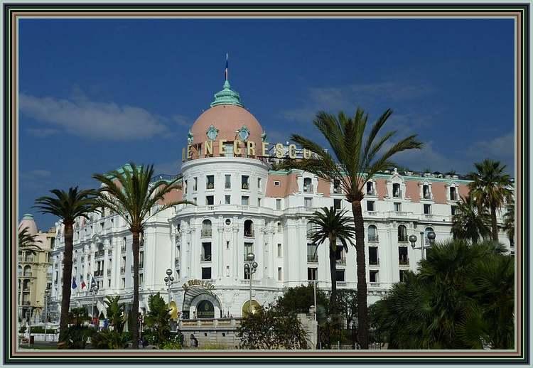 COTE D'AZUR  : Villes et Villages  - un coup de coeur pour Nice