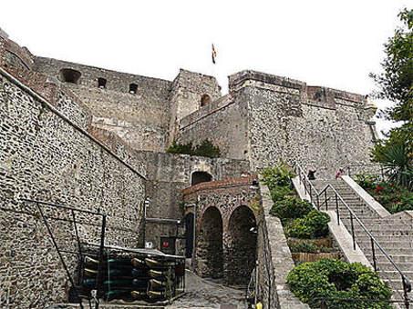Collioure, le château royal : Châteaux : Château royal : Collioure :  Pyrénées-Orientales : Languedoc-Roussillon : Routard.com