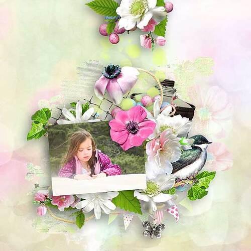 Spring brightness de Doudou's Designs