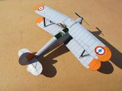 STAMPE SV-4C de l'AERONAUTIQUE NAVALE