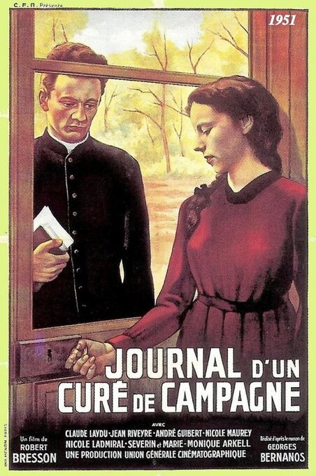 LE JOURNAL D'UN CURE DE CAMPAGNE BOX OFFICE 1951