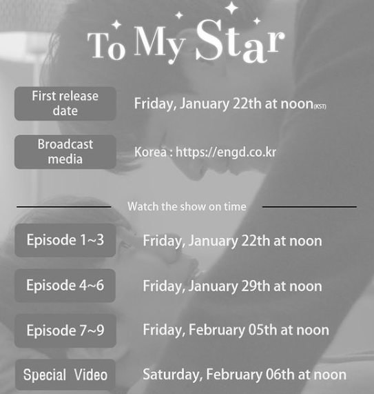 °TO MY STAR°